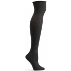 Womens High Zone Sock - Heather Charcoal