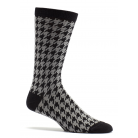 Ozone Mens Houndstooth Sock