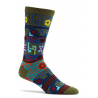 Ozone Mens Byzantine Elements Sock