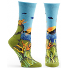 Womens Under the Sea Sock