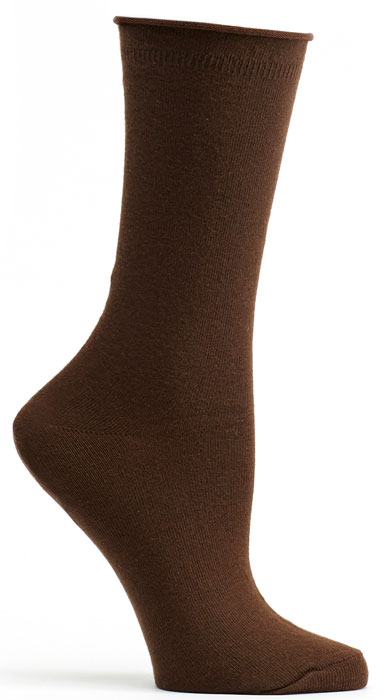 Womens Mid Zone Sock - Cafe