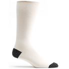 Mens Basic Sock - White