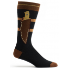 Mens Boot Knife Sock