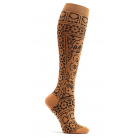 Ozone Womens Floral Mosaic Knee High Sock