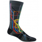 MTA Vignelli Diagram Sock