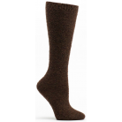 Laine Polaire Knee High Sock - Brown